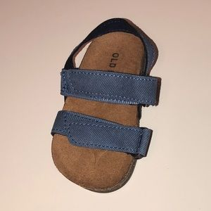 Baby boy old navy sandals